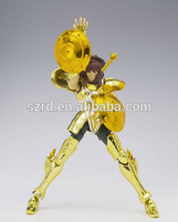 Plastic saint seiya action figures/Custom action figure saint seiya/12 inch action figures toys saint seiya manufacturer