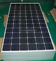 300 Watt Mono solar pv modules with TUV approved