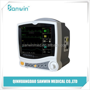 SW-6800 multi-parameters patient monitor