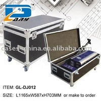Aluminum camera flight cases