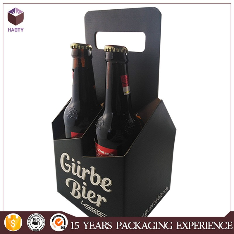 Strong recycled paper wine cylinder box