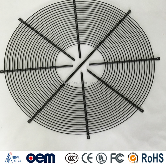 wire steel fan guard / metal fan grill