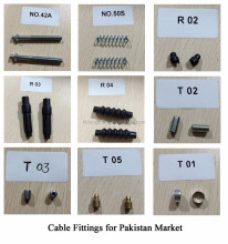 LOW PRICE MOTORCYCLE CABLE PARTS CD70 PAKISTAN