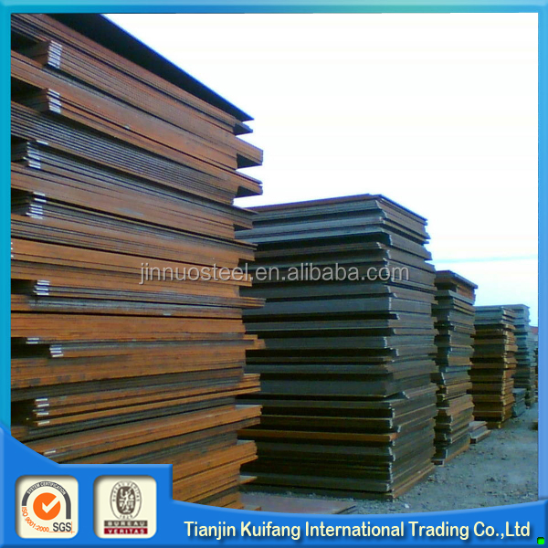 Hot rolled carbon steel sheet ss400 st 52.3 steel plate