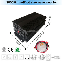 Cheap price 2000W modified sine wave solar power inverter for sale