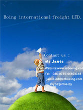 Discountable international air freight price from SHENZHEN to NEW ZEAL for LED lights ,12 years experience