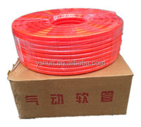 China factory PU1612 Red Polyurethane tube PU Pipe PU Hose OD16mm*ID12mm