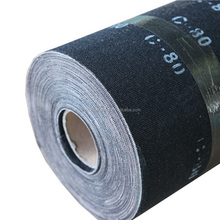 Silicon carbide mesh sanding screen rolls for metal / wood / wall surface abrasive