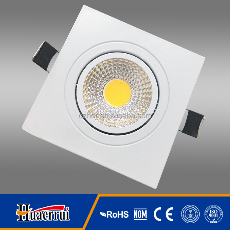 ultra-thin 95mm surface mounted led ceiling light