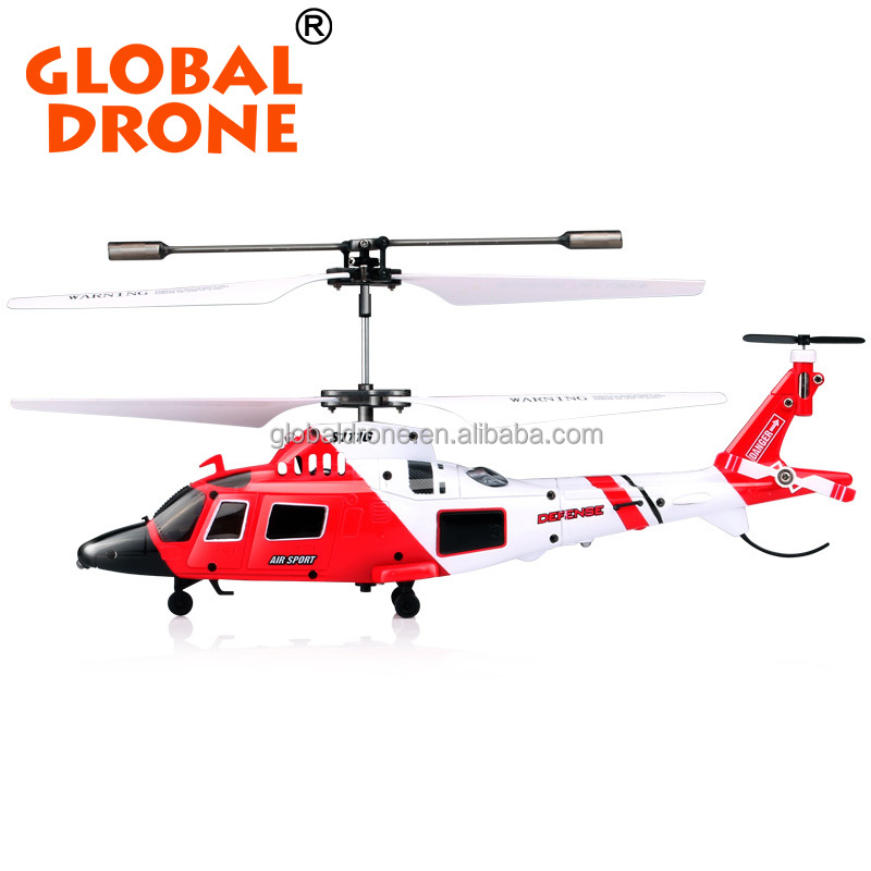 SYMA S111G Gyro Electric 3 Channel Metal Infrared Coaxial Best RC Helicopters Remote Control 3CH Mini Micro RTF Helicopters