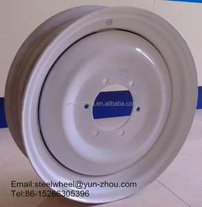 16 inch tractor front wheel