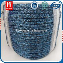 High strength sailing line rope, dock line 1/2, mooring line for ship