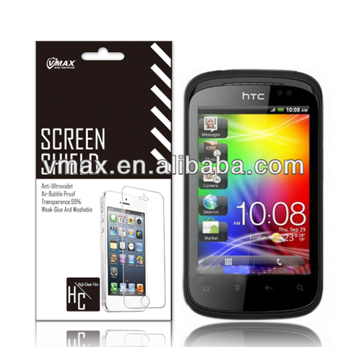 Membrane screen guard / screen protector film roll for htc explorer