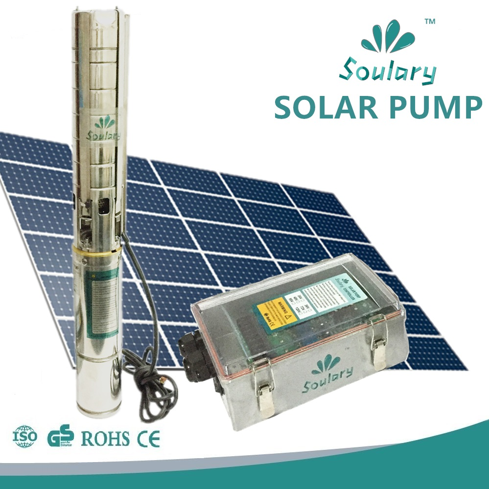 1kw dc Solar Submersible pump price