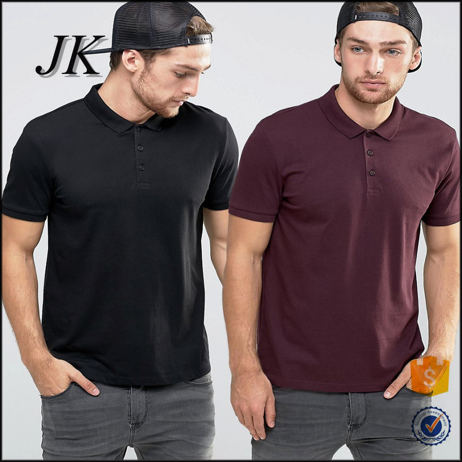 Top grade embroider 100% cotton manufacturer brand men polo t shirt
