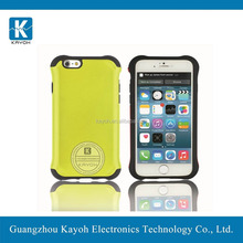 [kayoh] armor case for galaxy s4 mini, unique slim armor case back cover