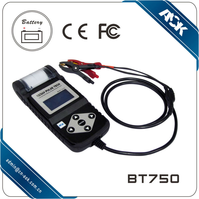 Auto Battery Analyzer BT750