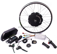 Green Pedel cheap price top quality strong power 48v electric bicycle conversion kit regenerative braking 1000w D30F/R-B