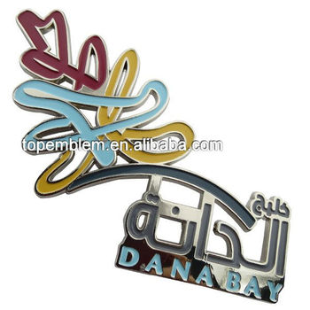 Zinc alloy lapel pin badge