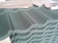 MOST POPULAR STONE COATED METAL ROOF TILE IN NIGERIAN