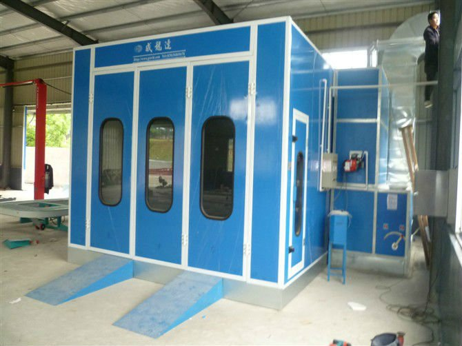 auto body paint spray booth, suitable for car and furniture
