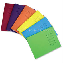 Silvine Exercise Book Plain 75gsm 80 Pages A4