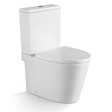 A2508 Simple decency ceramic washdown two-piece water closet brands