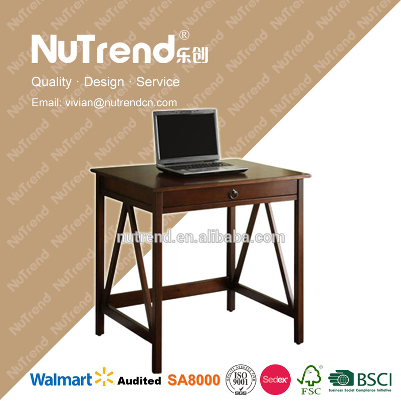 thicken MDF wood new fashion different type of table service