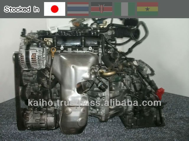 USED ENGINE NISSAN QR20-DE