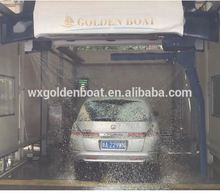 Foam/shampoo/wax Golden Boat automatic car wash system for luxury car