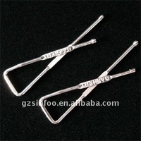 Stainless steel dress clip