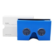 Paper Virtual Reality VR Video Glasses Google Cardboard 3D Glasses headset vr viewer