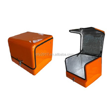Pizza Delivery Box Hot Insulation Fiberglass Material Cleaning