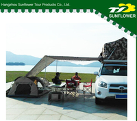 4wd side retractable car side awning