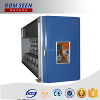 China factory best quality nonwoven high speed needle punched machine/nonwvoen felt manufacturing machine