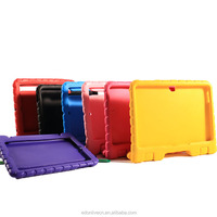 With handle tablet cover EVA foam tablet child proof case for samsung 7 inch tablet case