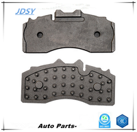 replacing auto parts Factories component pads WVA 29228 Brakes cast iron car parts brake pads backing plate