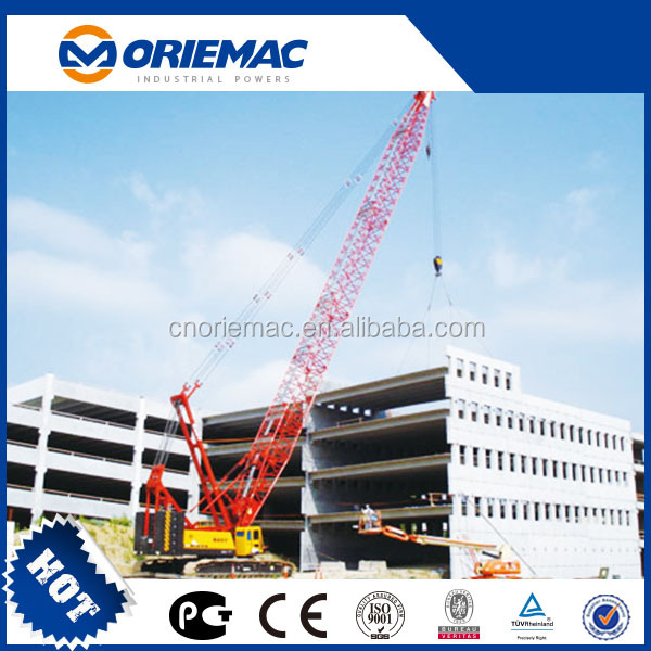 About SANY Crawler Mobile Crane of Hoisting Machinery