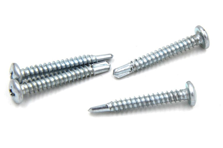 DIN7504-N pan head self drilling screws