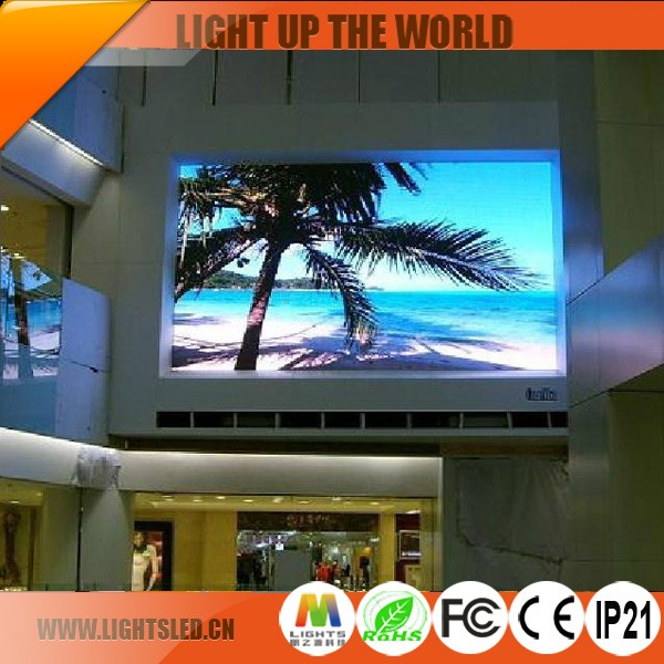 P5 indoor led Commercial Advertising Display Screen/fairly used flat screen led lcd & plasma tv