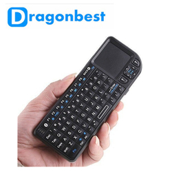 Auto sleep and auto wake mode K100BT Mini QWERTY keyboard Perfect for PC, Pad, Andriod TV Box