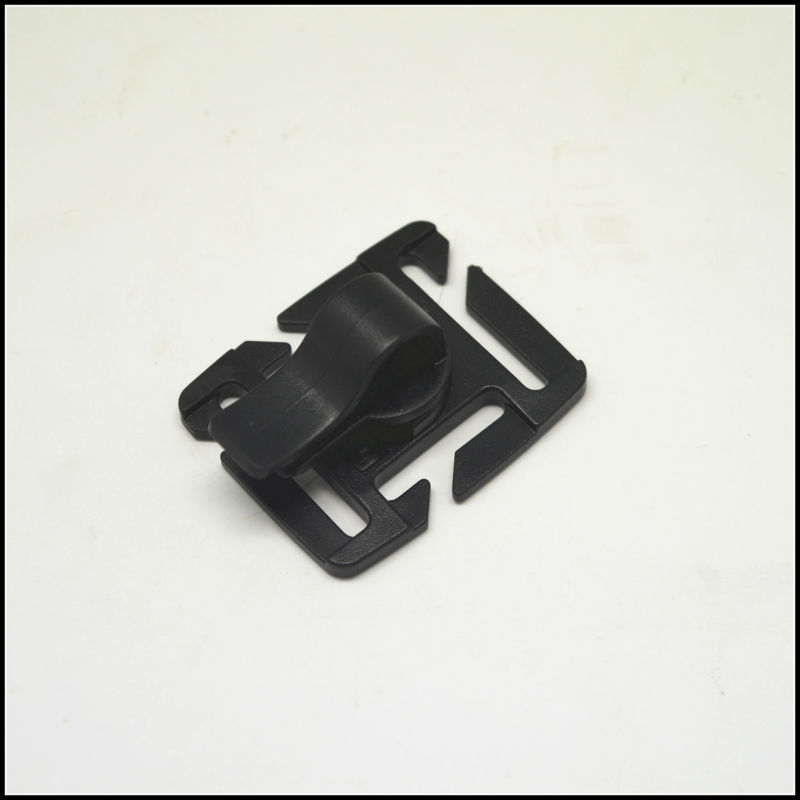 plastic swivel belt buckle for bag accesory