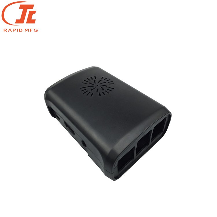 ABS plastic molding with black case enclosure/plastic molding parts maker /custom plastic <strong>injection</strong>