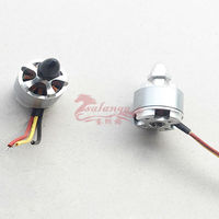 Free Shipping 4PCS 2212 920KV Brushless Motor Quadcopter Brushless Motors with 2pcs CCW&CW for Dreamer and Dji Motors by Salange