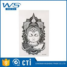 New coming non-toxic 3d body stickers waterproof temporary tattoo tattoos
