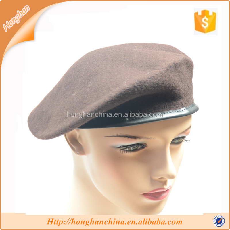 2015 Wholesale Custom Design Military Berets And Army Beret Caps