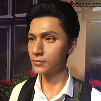 Hot Sale Lifelike Silicone Mannequin of Chinese Movie Star