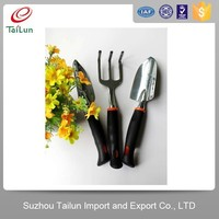 3pcs Aluminium Alloy Die Cast Lady Bonsai Hand Tool Set outdoor garden tools