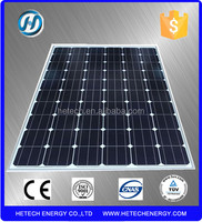 chinese best price 245w pv solar panels for home use