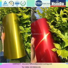 Nano Impact resistance cheap price candy powder coating paint for drum coat